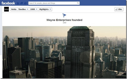nokia wayne enterprises