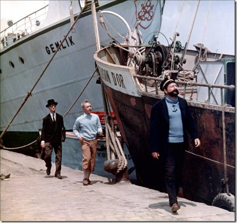 tenten istanbulda (1961)