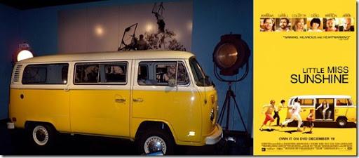 Little miss sunshine 1979 VW transporter